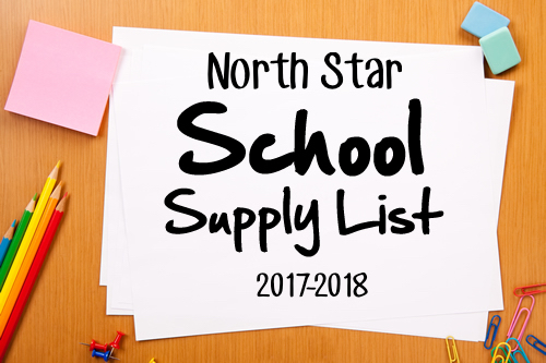 link to school supply list